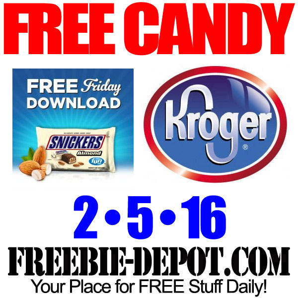 Free-Kroger-Snickers