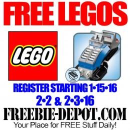 Free-Lego-Snowmobile