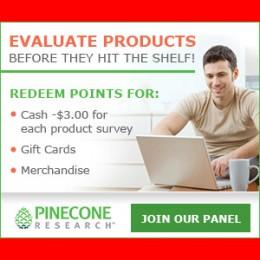 Free-Pinecone-Survey