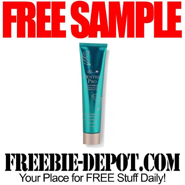 Free-Sample-Dentisse