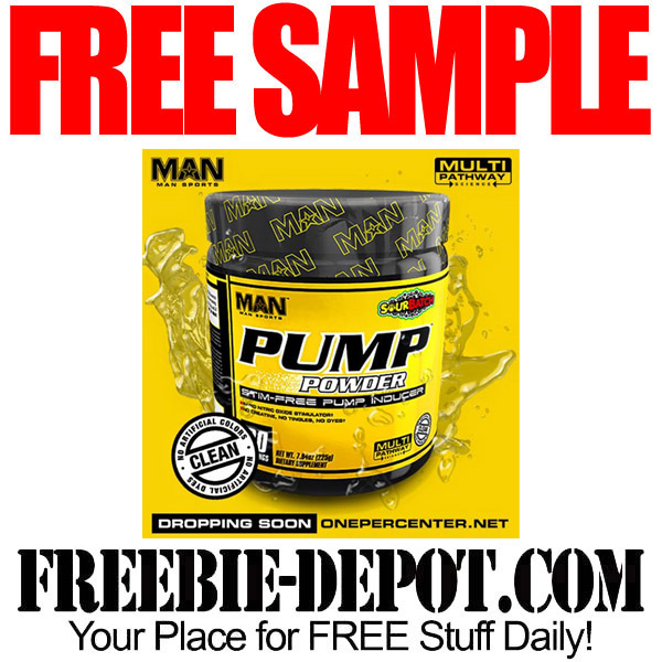 Free-Sample-Pump-Powder