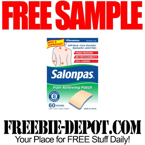 Free-Sample-Salonpas