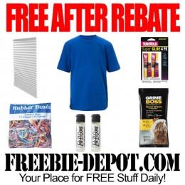 FREE AFTER REBATE – 6 HOT Items at Menards – Exp 2/14/16