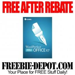 Free-After-Rebate-WordPerfect