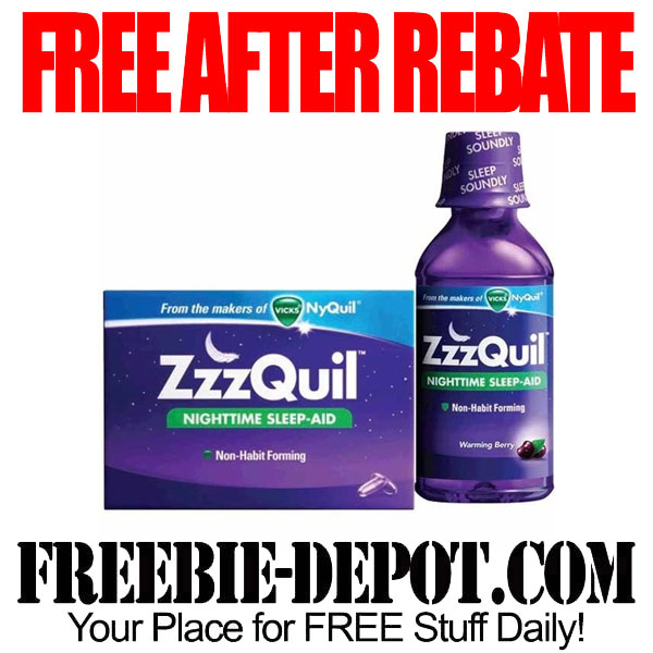 Free-After-Rebate-ZzzQuil