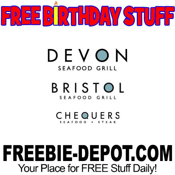 BIRTHDAY FREEBIE – Bristol Seafood Grill