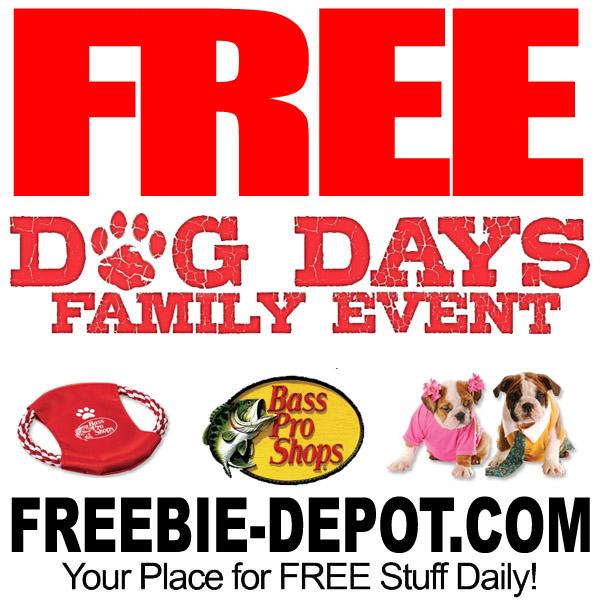 Free-Dog-Days-Bass-Pro