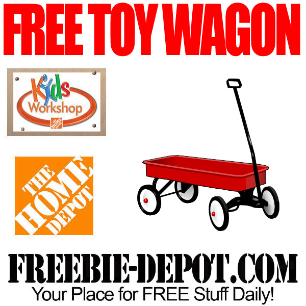 Free-Home-Depot-Wagon