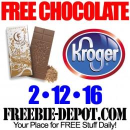 FREE Moonstruck Chocolate Bar – Kroger Freebie Friday Download – FREE Digital Coupon – 2/12/16