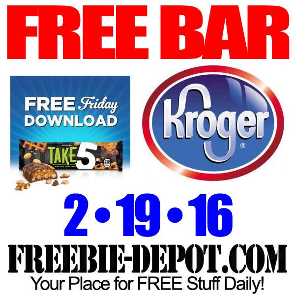 Free-Kroger-Take-5