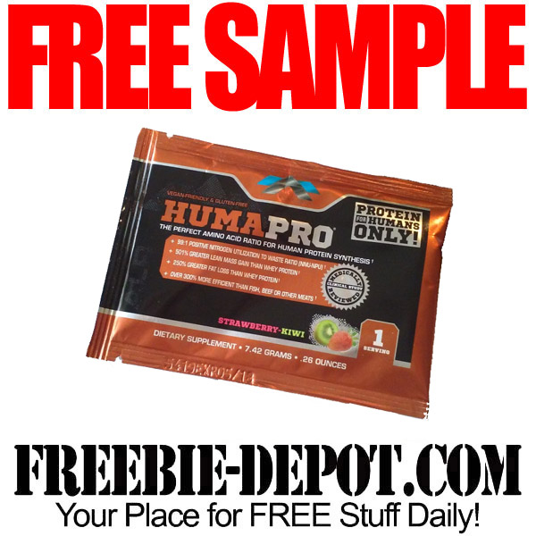 Free-Sample-HumaPro