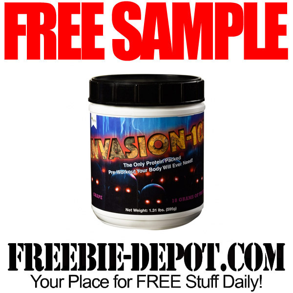 Free-Sample-Invasion