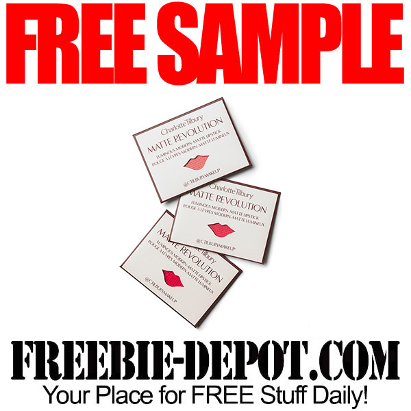 Free-Sample-Lipstick