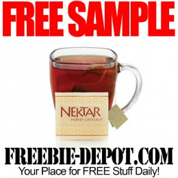 FREE SAMPLE – Nektar Honey Crystals