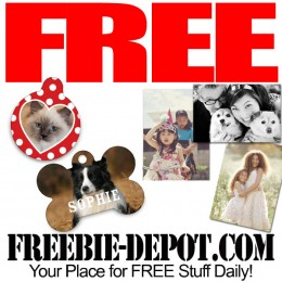 FREE Pet Tag or Photo Prints from Shutterfly – Exp 2/8/16