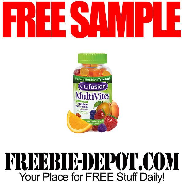 Free-Sample-VitaFusion