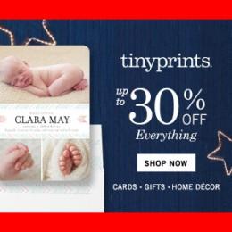 Tiny Prints Discount & FREE Samples