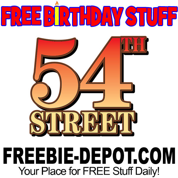Free-Birthday-54th-Street