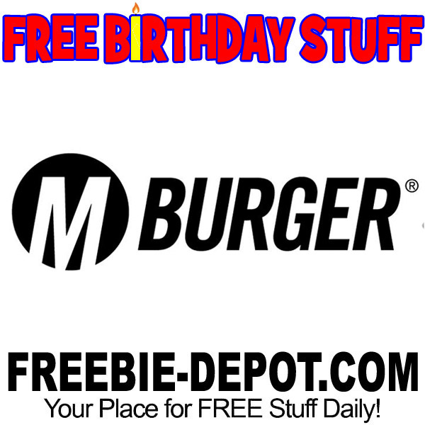 Free-Birthday-M-Burger
