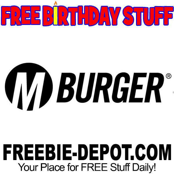 Free-Birthday-M-Burger