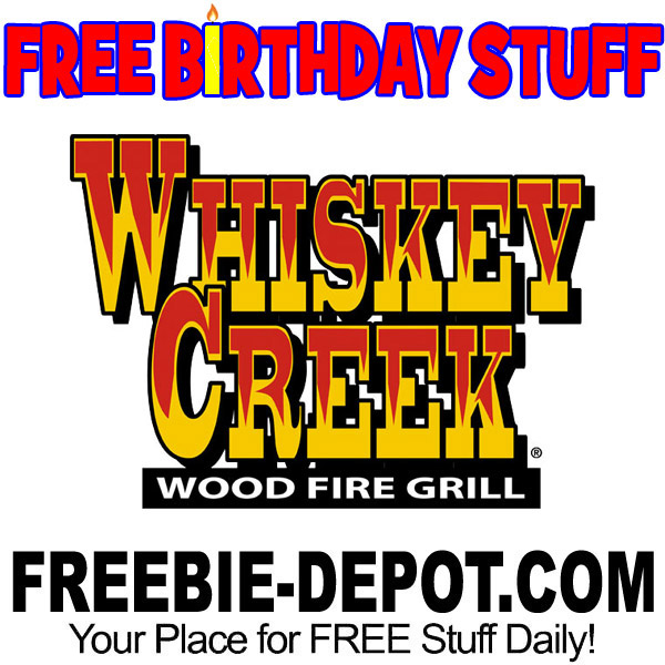 Free-Birthday-Whiskey-Creek