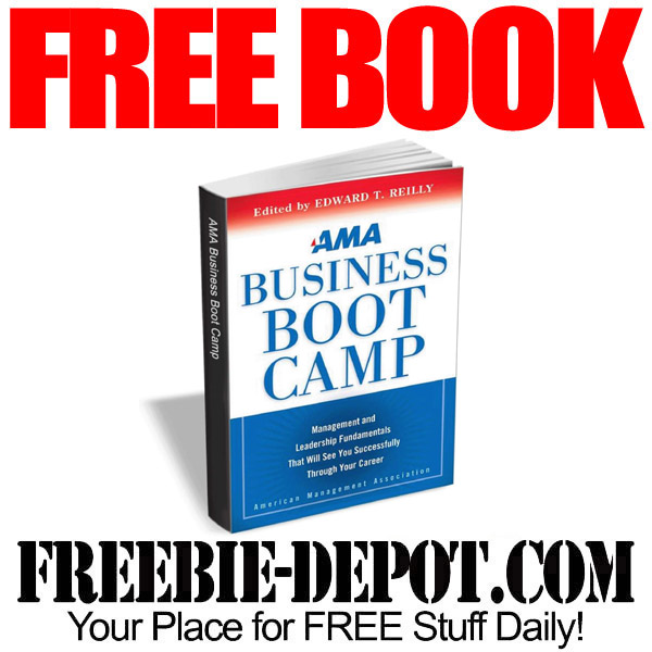 FREE BOOK – Business Boot Camp $25 Value – LIMITED TIME!