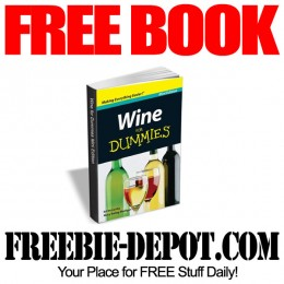 Free-Book-Wine-Dummies