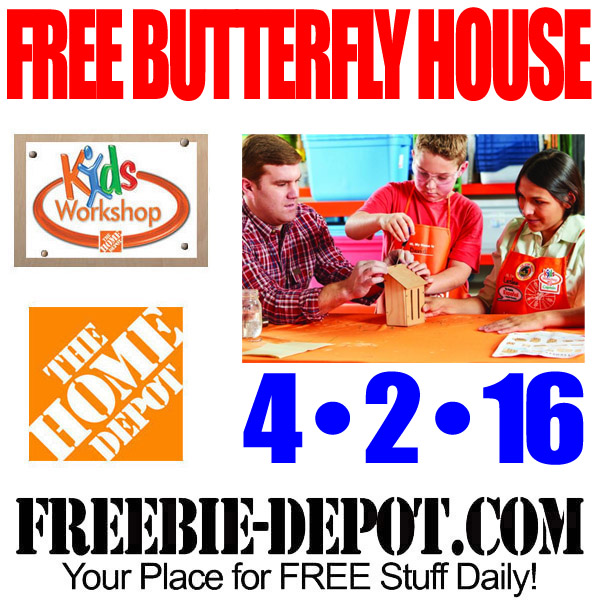 Free-Home-Depot-Butterfly-House