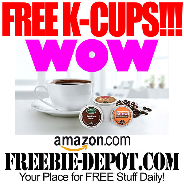 Free-KCups-Amazon