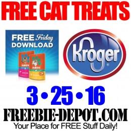 Free-Kroger-Iams-Cat-Treats