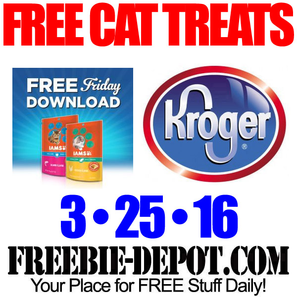 Free-Kroger-Iams-Cat-Treats
