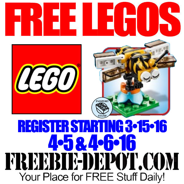 Free-Lego-Bee