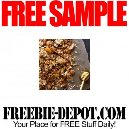 Free-Sample-Granola