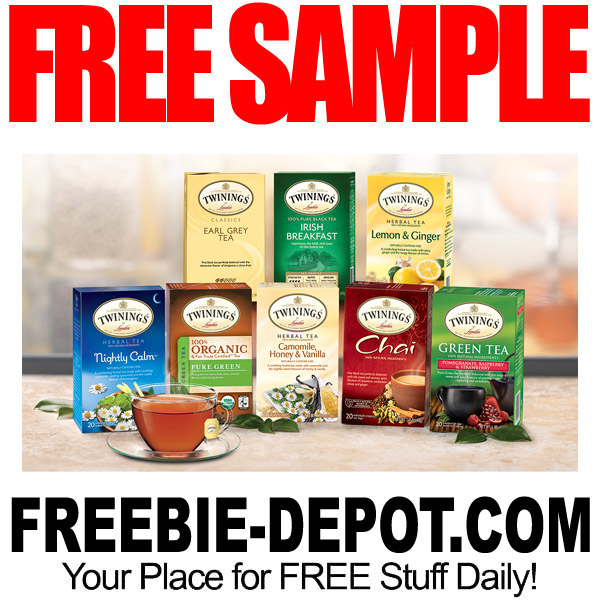 Free-Sample-Twinings