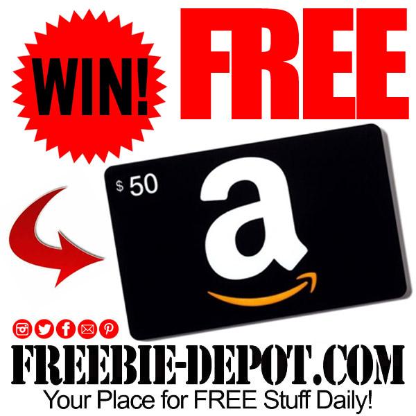 Win-Free-Amazon