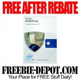 Free-After-Rebate-McAfee-Antivirus-Newegg