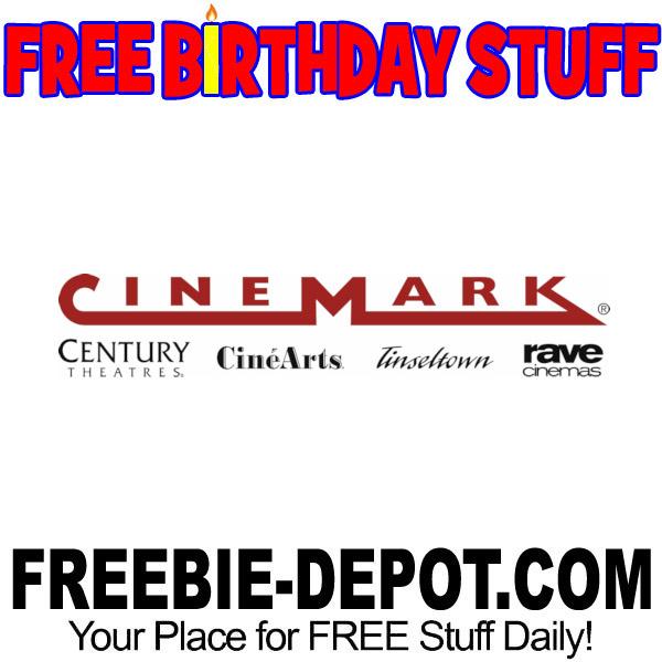 BIRTHDAY FREEBIE – Century Theatres