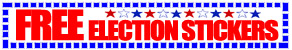 Free-Election-Stickers