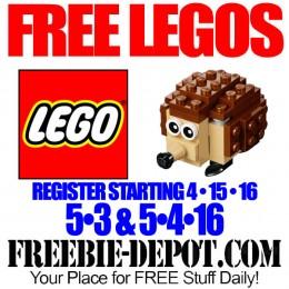Free-Lego-Hedgehog