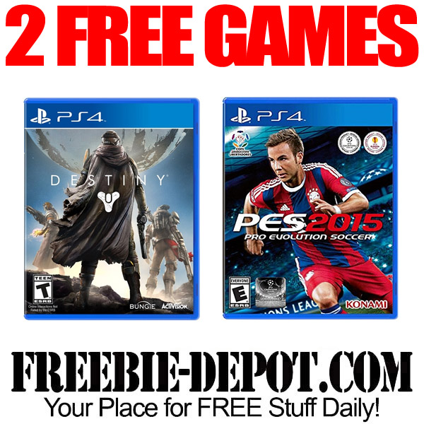 Free-PS4-Games