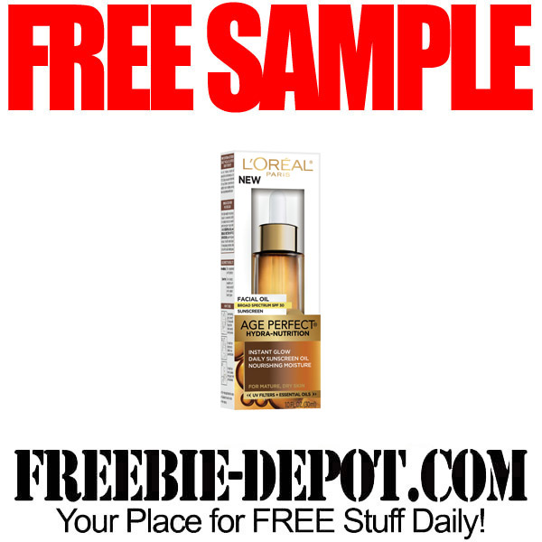 Free-Sample-LOreal-Age