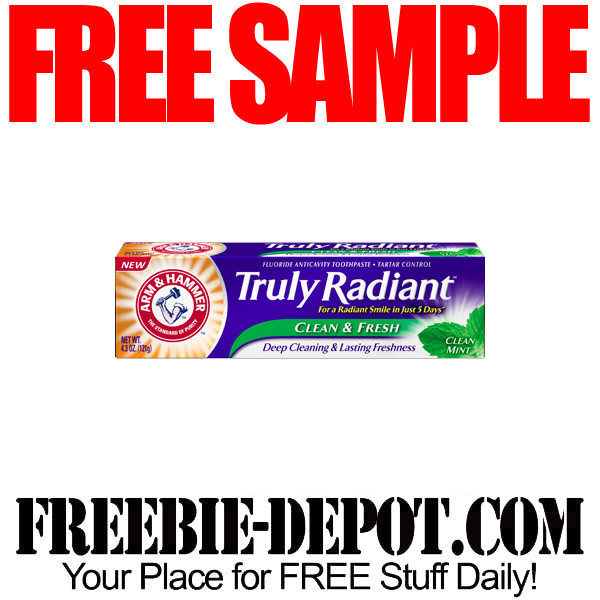 Free-Sample-Truly-Radiant