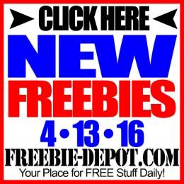 New-Freebies-4-13-16