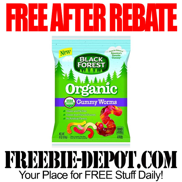 FREE AFTER REBATE – Black Forest Candy at Walgreens – Exp 6/4/16