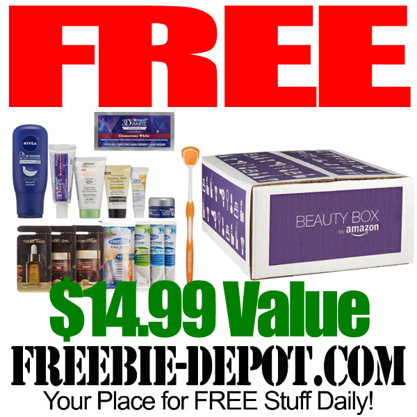 Free-Amazon-Beauty-Box
