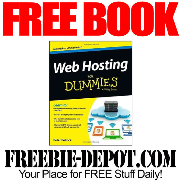 Free-Book-Web-Hosting