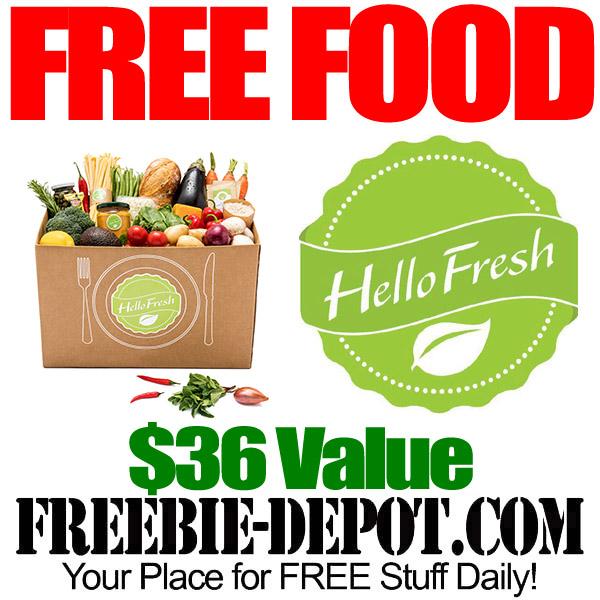 Free-Food-Hello