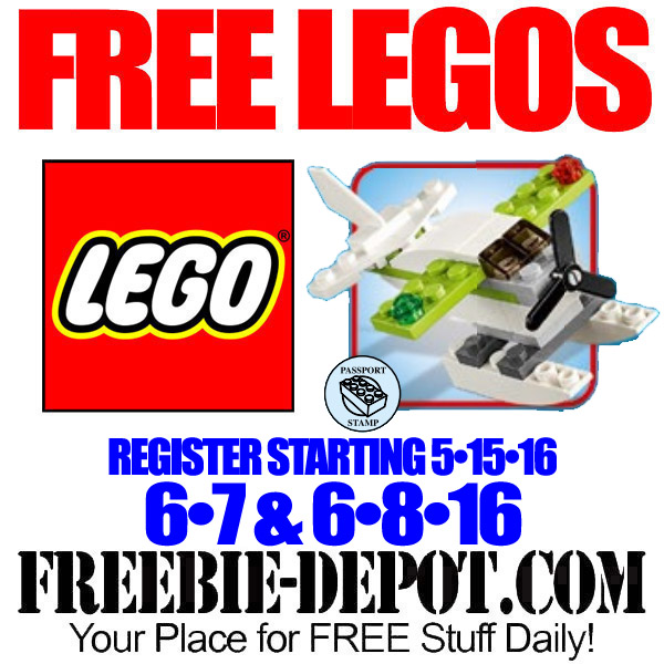 Free-Lego-Airplane
