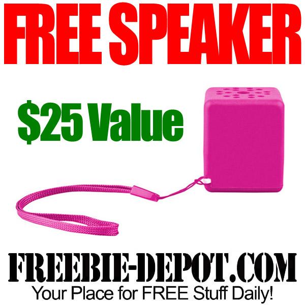 Free-Sample-Speaker