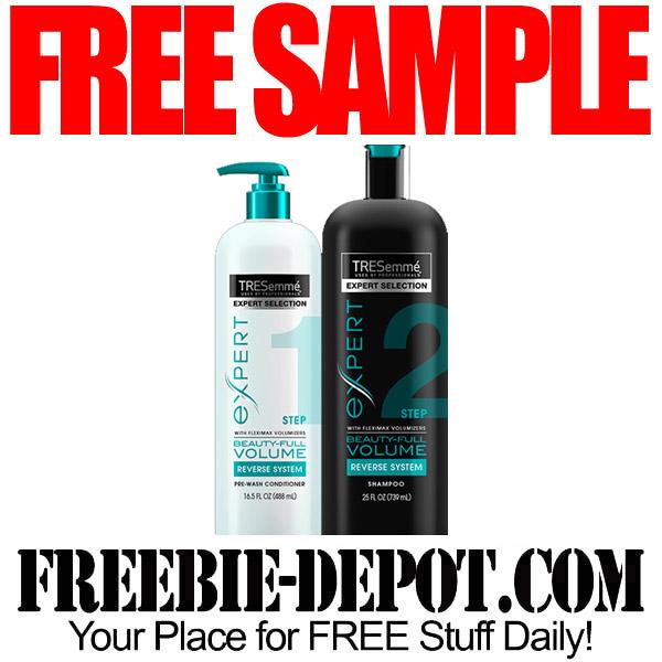 Free-Sample-TRESemme